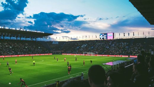 angielski stadion