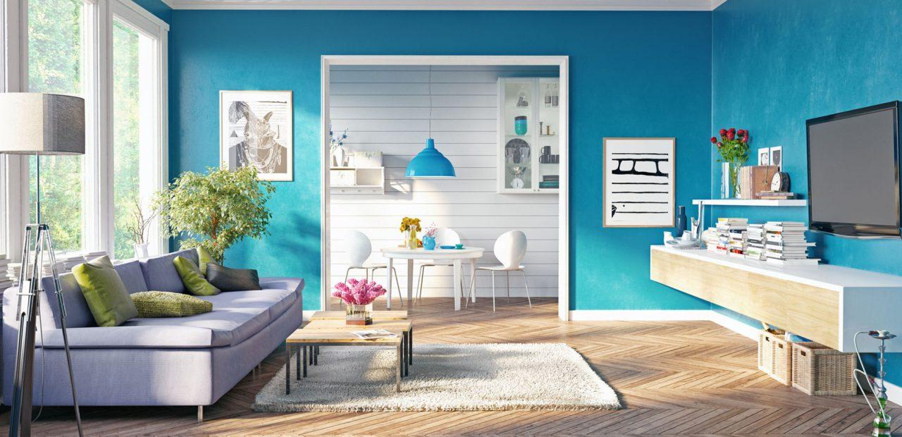 Jak szybko znale mieszkanie w anglii blog easysend - App per colorare pareti casa ...