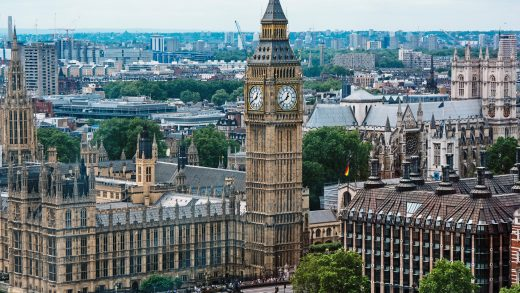 Punkt EasySend w Londynie – to już rok!