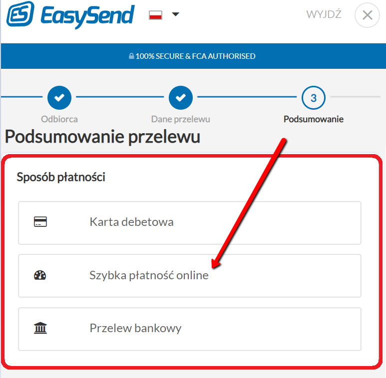 paybylink easysend