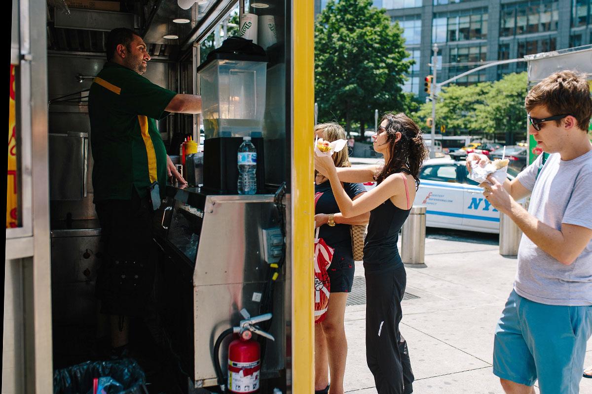 praca food truck uk zarobki