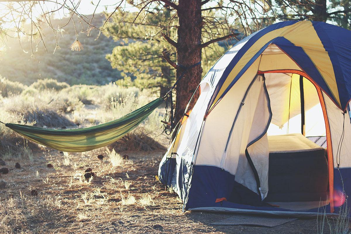 gdzie na camping uk