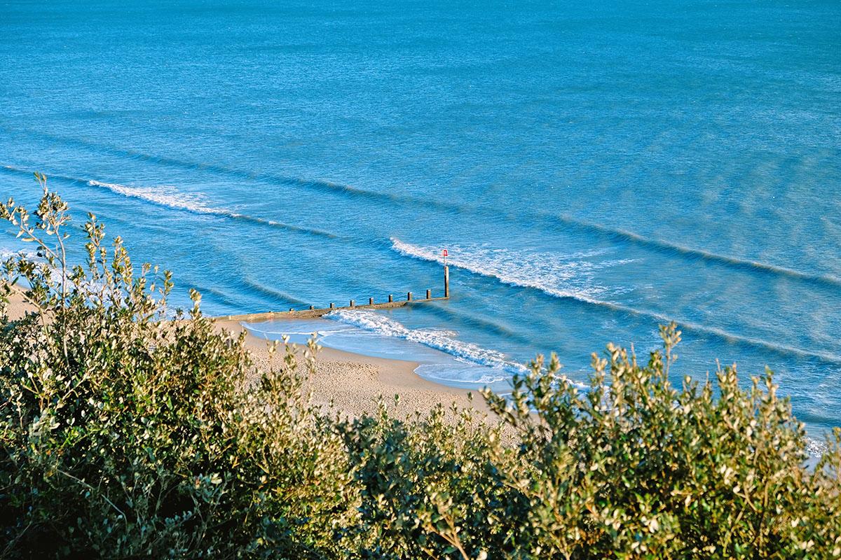 wakacje staycation Bournemouth